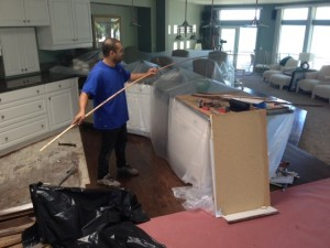 Emergency Cleanup in San Juan Capistrano