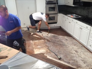 San Juan Capistrano Water Damage Repair